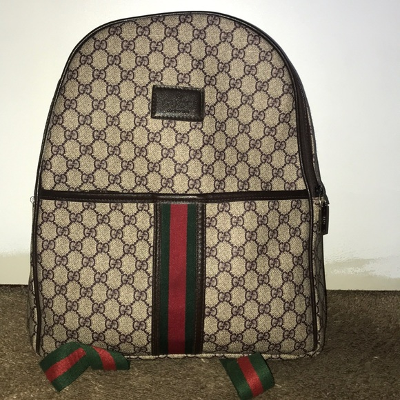 Gucci Other - Gucci back pack willing to trade